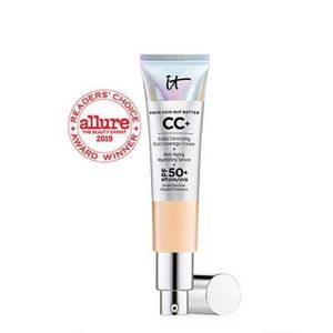 BNIB It Cosmetics CC Cream Light Medium